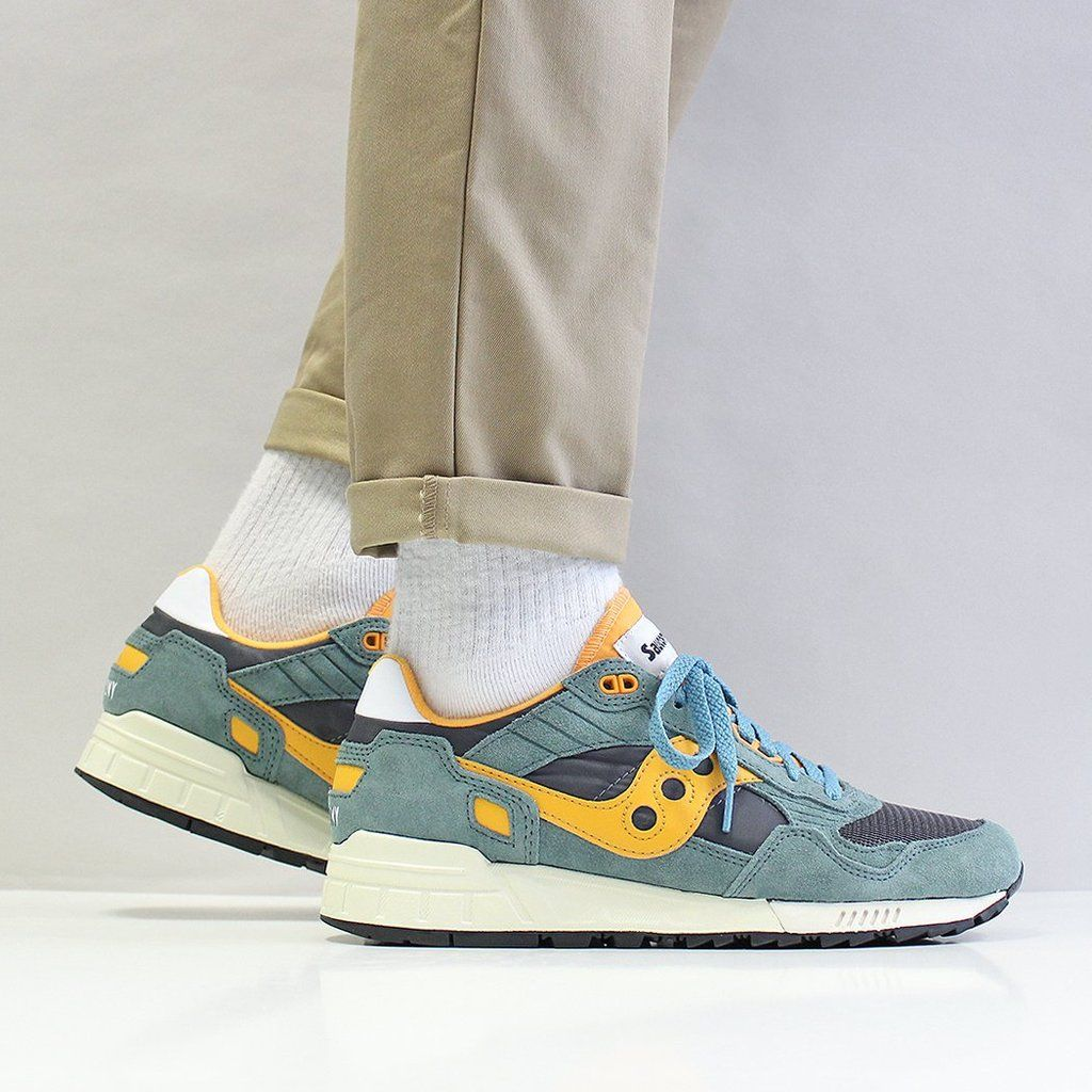 Saucony Shadow 5000 Vintage | Blue | Sneakers | S70404 9