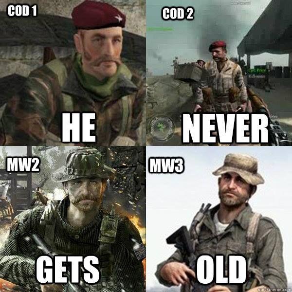 cod ww2 old captain