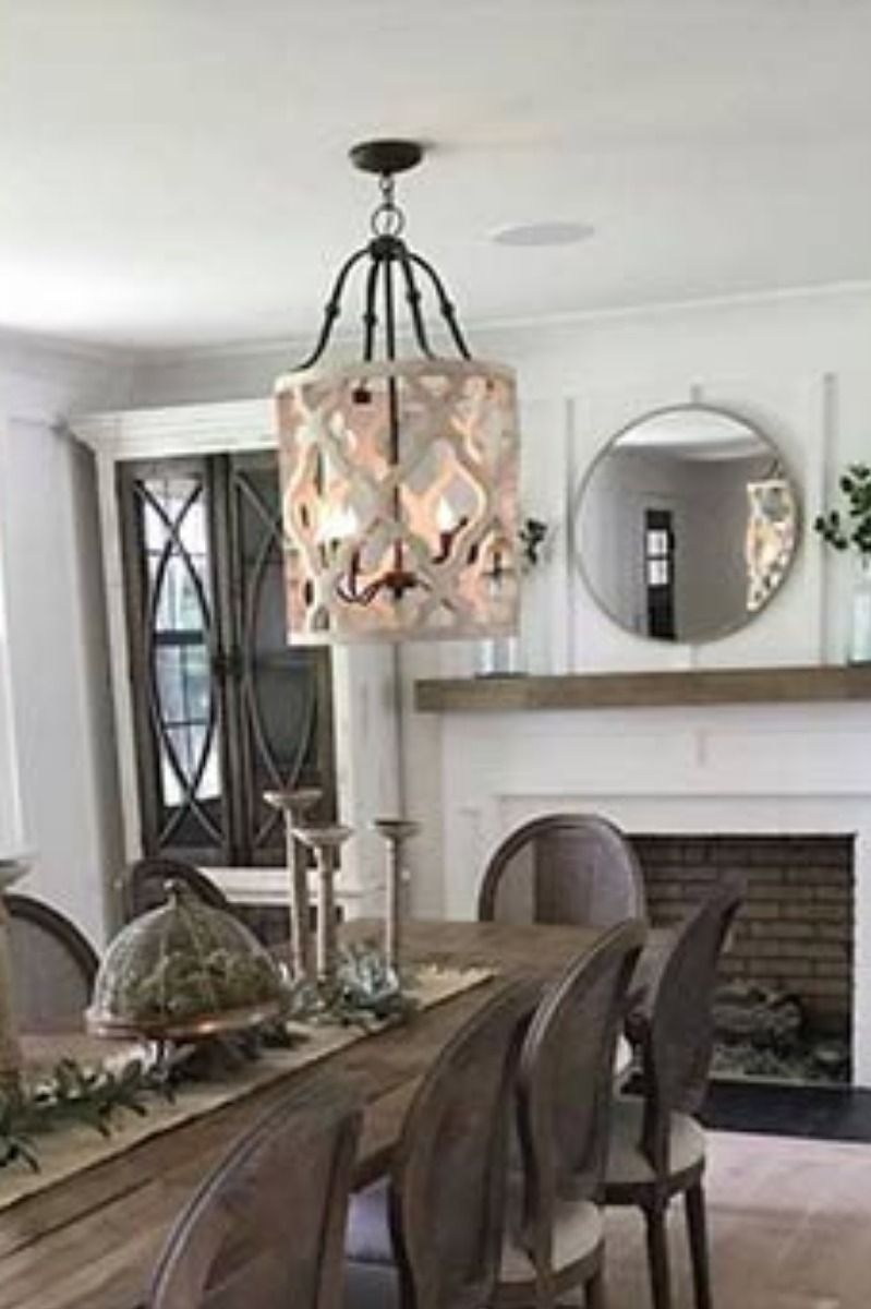 Gorgeous Trellis Chandelier | Lighting inspiration, Home