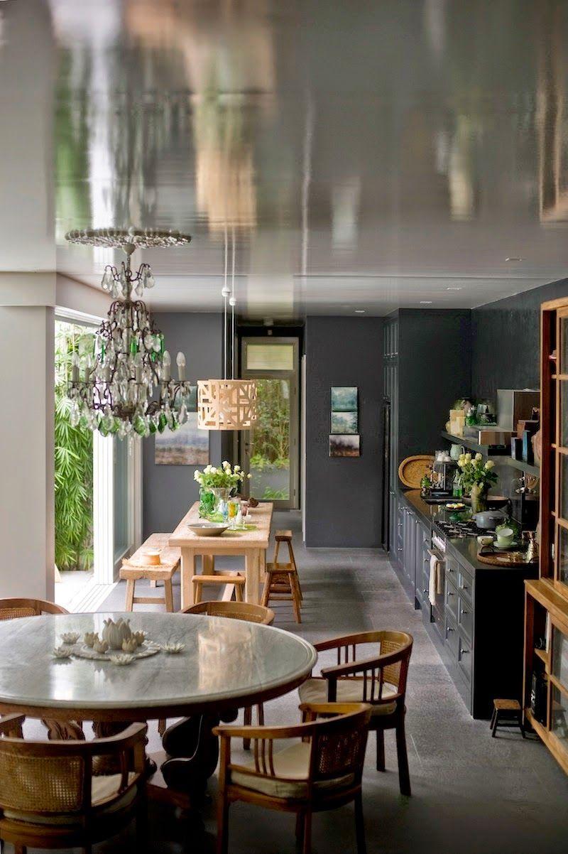 Küchendesign und farbe Κατοικία στην Αυστραλία  kitchen  pinterest  haus neue küche und