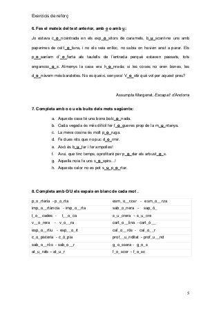 Exercicis resolts català