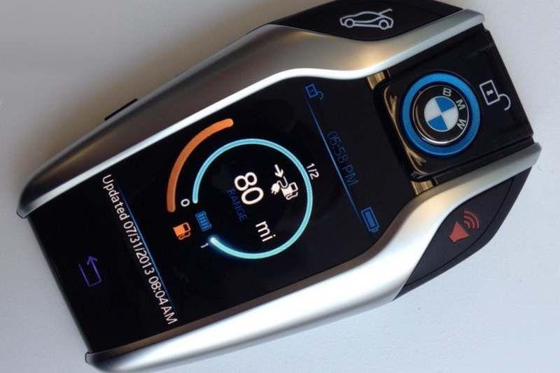 Bmw S Touchscreen New Key Fob Bmw Key Bmw I8 Bmw