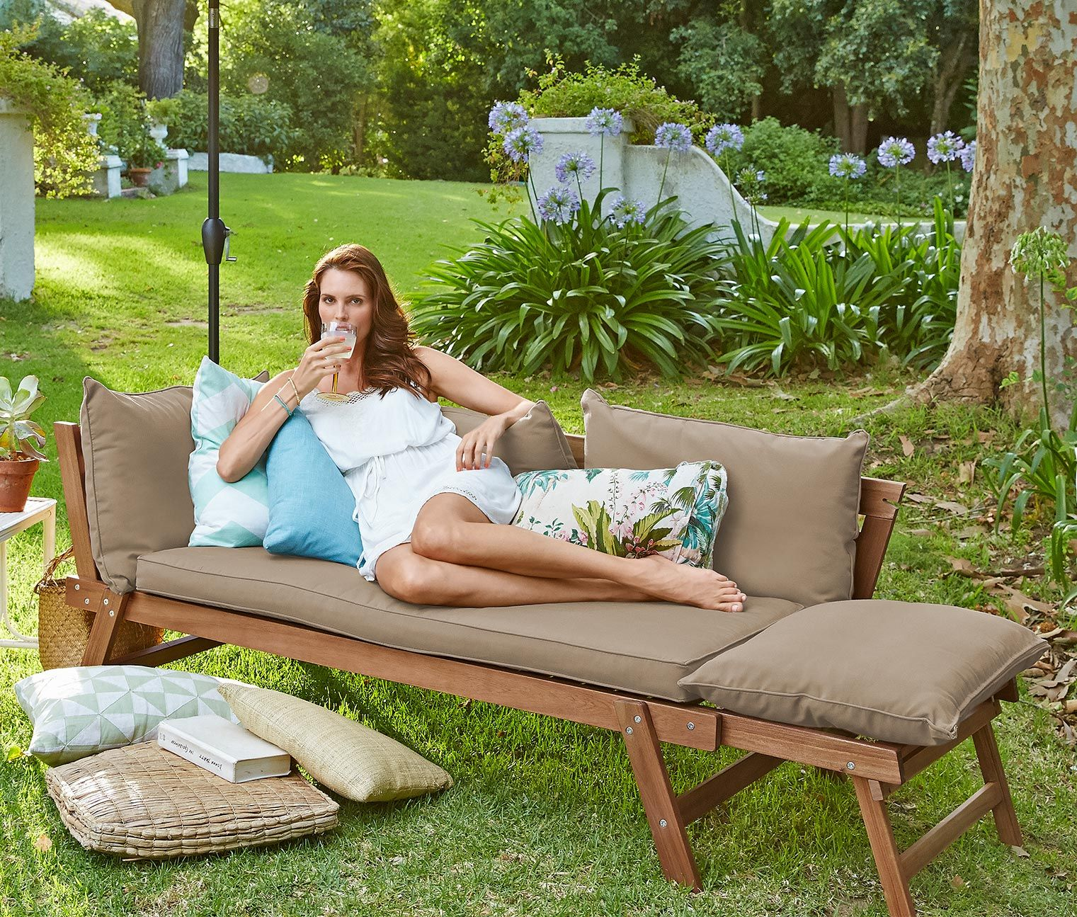 Daybed Outdoor Tchibo Daybed Garden Furniture Daybed Garden Furniture