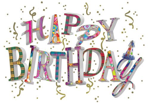 Free Printable Happy Birthday Letters | Add to favorites Request A Sample