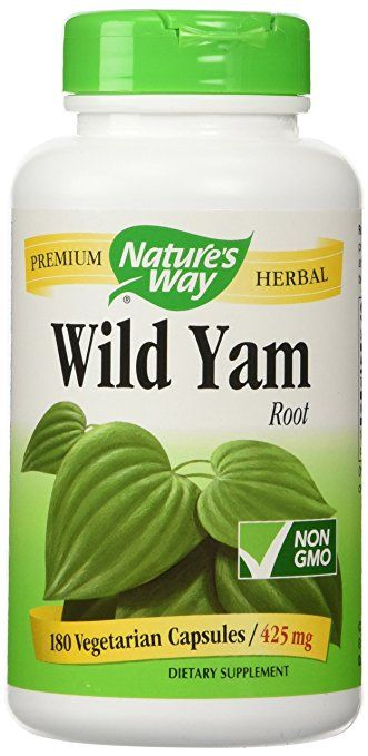 Wild yam breast enhancement