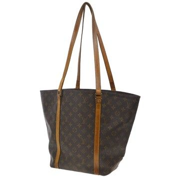 Louis Vuitton Sac Shopping Large Monogram Shoulder Bag. Get one of the hottest styles of the season! The Louis Vuitton Sac Shopping Large Monogram Shoulder Bag is a top 10 member favorite on Tradesy. Save on yours before they're sold out!