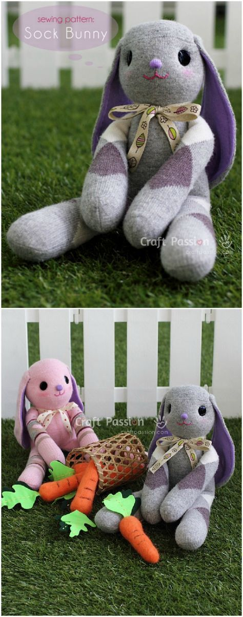 The Sweetest Collection Of DIY Sock Animals To Make | The WHOot The Sweetest Col..., #animals #Col #Collection #DIY #sock #Sweetest #WHOot