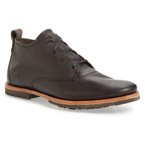 Men's Timberland 'Bardstown' Chukka Boot featuring polyvore, men's fashion, men's shoes, men's boots, nine iron, mens chukka boots, timberland mens shoes, mens shoes chukka boots, mens breathable shoes and mens chukka shoes