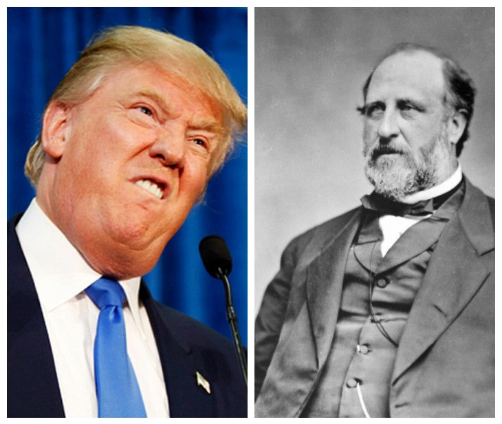 Image result for donald trump as boss tweed