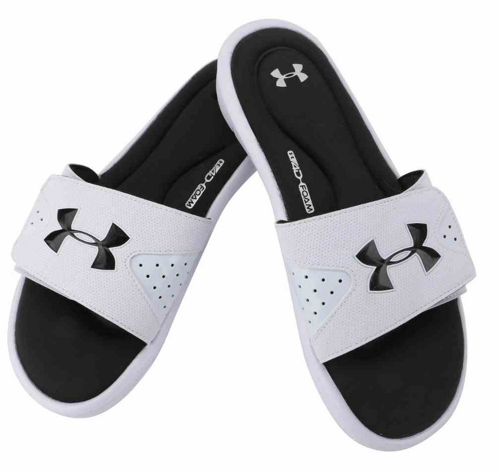 a2118dff7ca08 Under Armour Men s Ignite Slide Lightweight Sandal