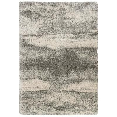 Home Decorators Collection Stormy Gray 10 Ft X 12 Ft Abstract Area Rug 536887 2020 Area Rugs Cheap Area Rugs Solid Color Area Rugs