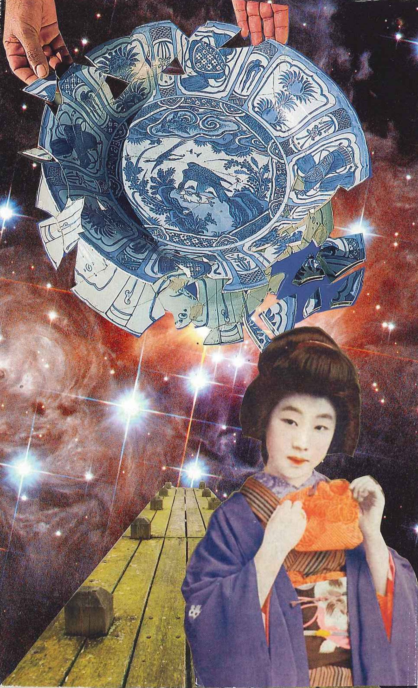SoulCollage by caren