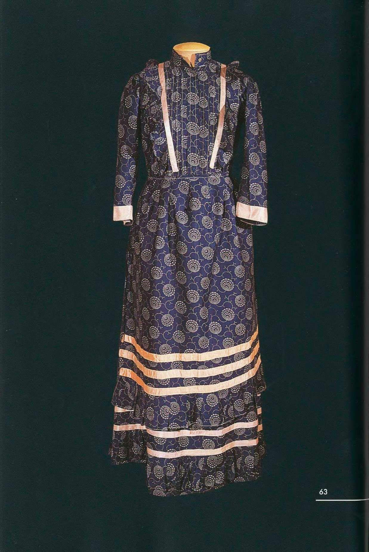 Праздничный женский костюм (длина кофты - 49 см, длина юбки - 99 см, длина фартука - 86 см ). Начало XX века. Олонецкая губерния