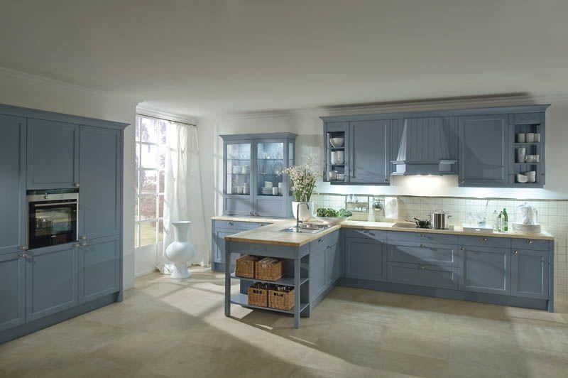 bristol achatblau - häcker küchen | leverancier hacker classic +