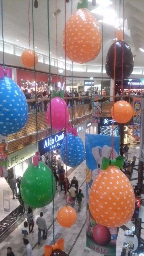 Centro Comercial Perisur,  México, D.F.