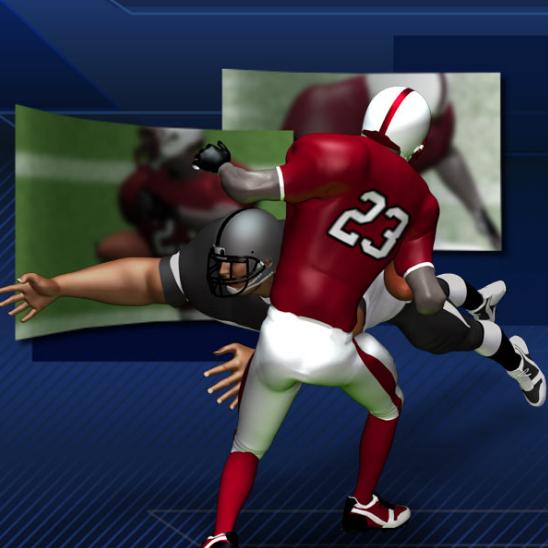Return Man epic flash game will enjoy American football