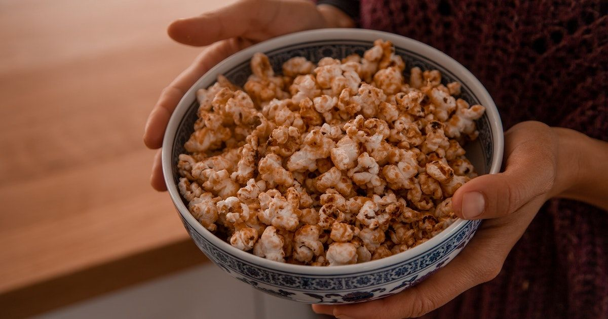 Maple & Peanut Butter Popcorn | TVNZ OnDemand