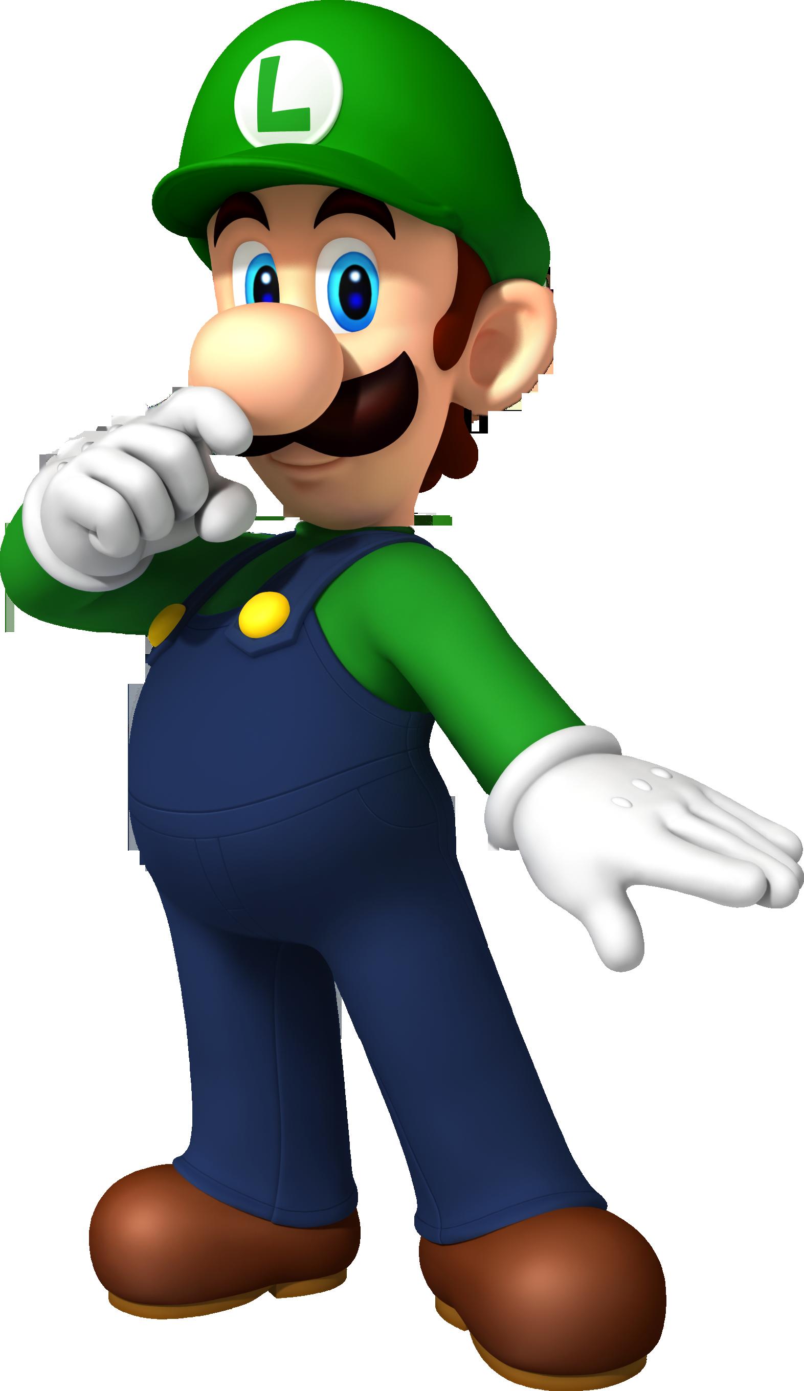 Luigi Png Pic Png Mart Super Mario And Luigi Mario Mario Bros