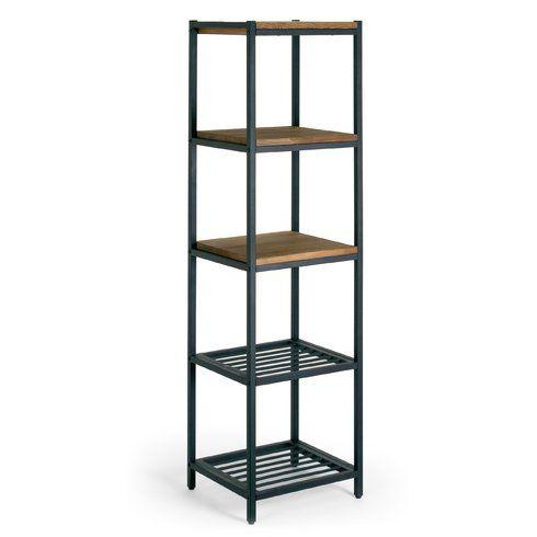 Ailis Bookcase 57.25'' H x 15.75'' W x 14.25'' D   $148