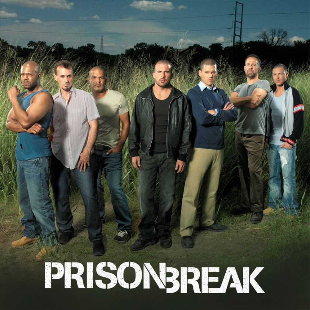 Prison Break Season 2 Prison Break Prison Izleme