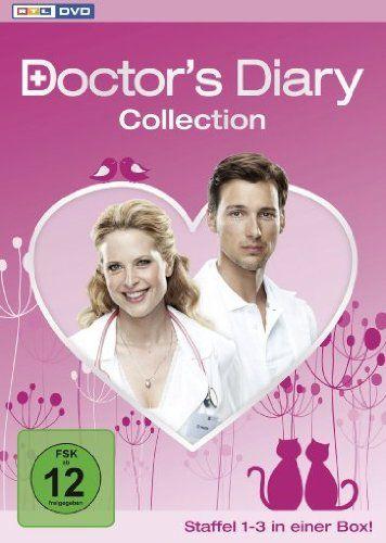 Doctor S Diary Collection Staffel 1 3 In Einer Box 6 Dvds Amazon De Diana Amft Pegah Ferydoni Florian David Fitz Kai Schumann Doctor S Diary Doctor Dvd