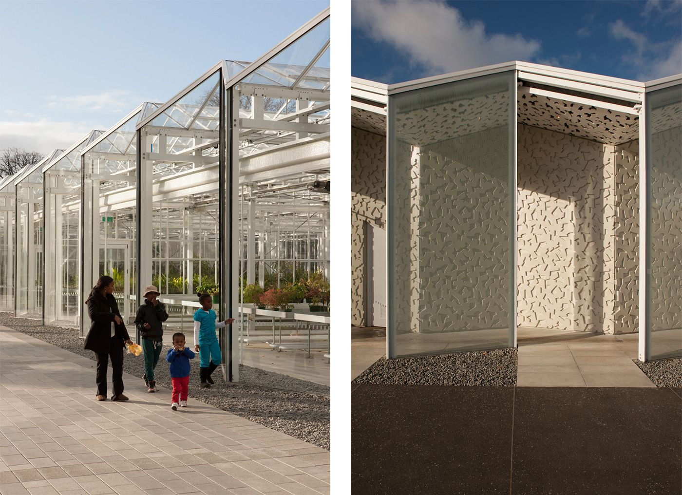 Christchurch botanic gardens visitor centre photographs by simon architecture malvernweather Images