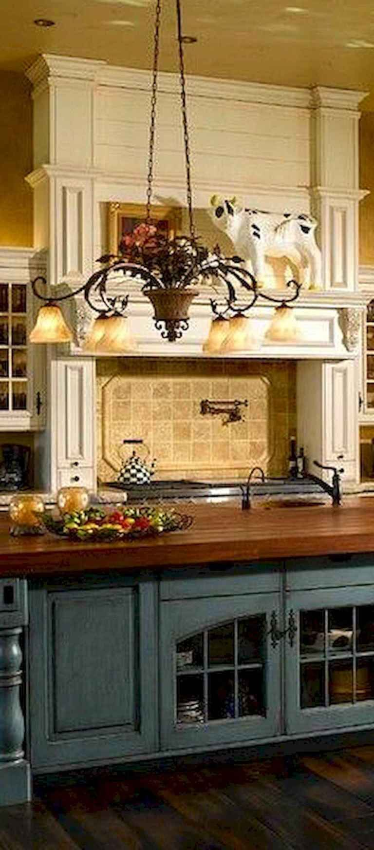 Incredible french country kitchen design ideas (1