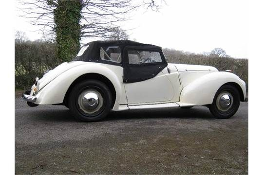 Lea Francis 14hp Sports 1948