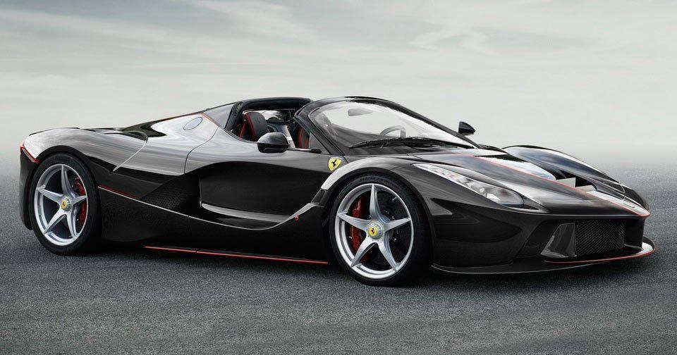 New Ferrari Models To Feature Hybrid Tech, Says Marchionne #Ferrari #Hybrids