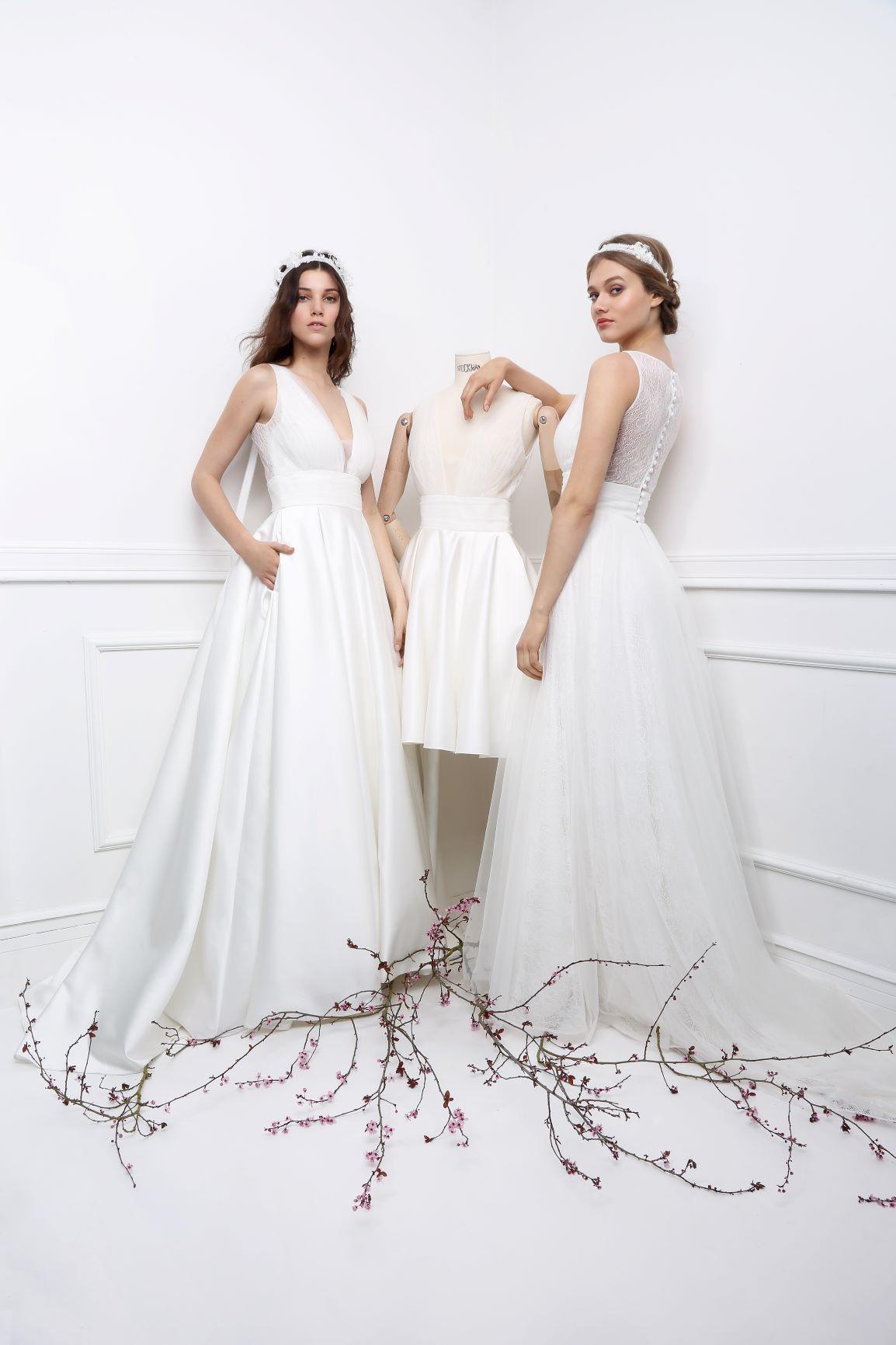 785a4a52393 ... ROBES DE MARIÉE   WEDDING DRESSES - by LE WEDDING MAGAZINE. Rentrée  Couture   « Pour un Oui » by Cymbeline