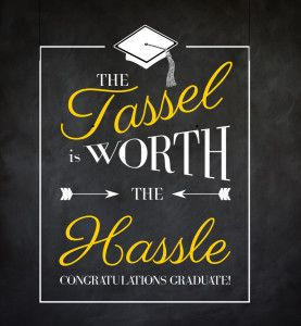 The Tassel is Worth the Hassle BABBLE BAUBLE Prototype Card by Emily Hendrie