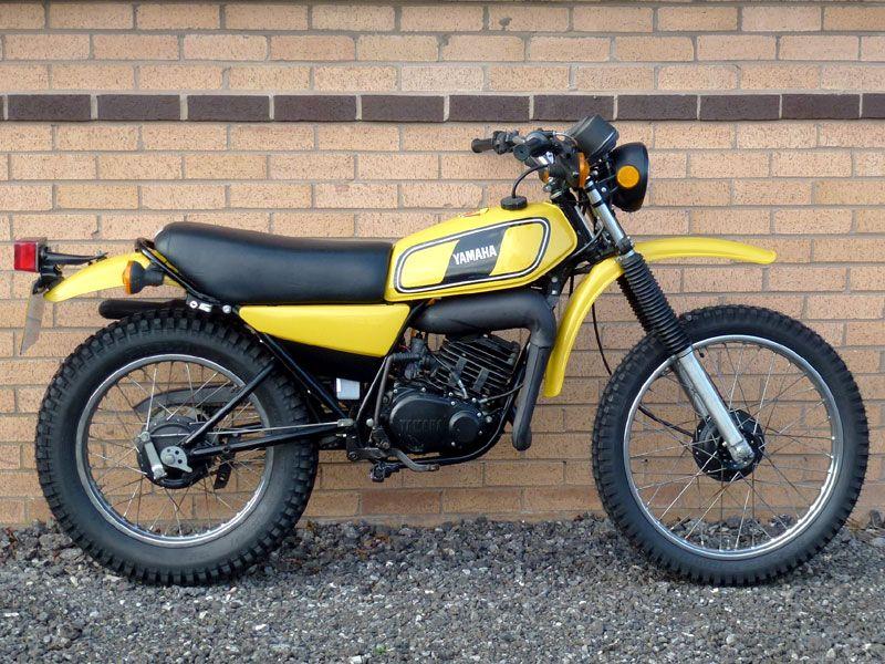 yamaha dtmx 125 1979 motorcycling t scrambler. Black Bedroom Furniture Sets. Home Design Ideas