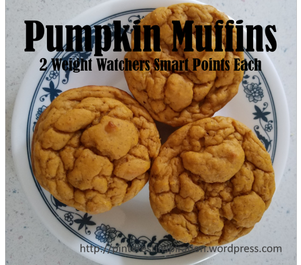 Pumpkin Muffins (With Images)