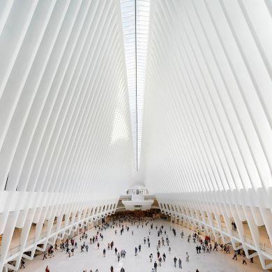 Oculus Project Oculus Architect Santiago Calatrava Project