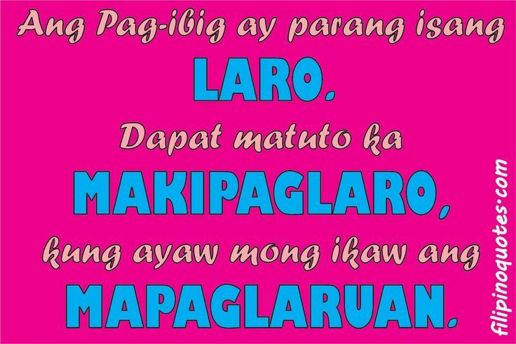 love quotes for her bob ong Mga Love Quotes Tagalog Ni Bob Ong ...