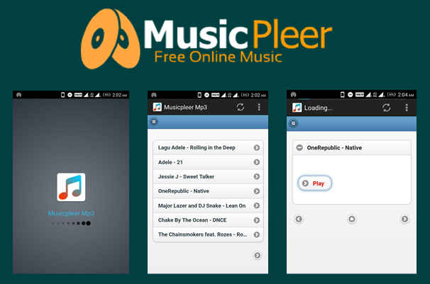 Download MusicPleer app and get free mp3 songs  Musicpleer mp3