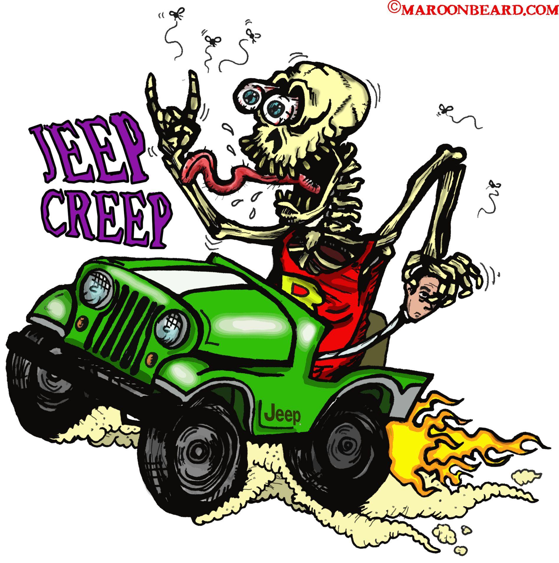 Jeepcreep Rat Rods Truck Rat Rod Rat Fink