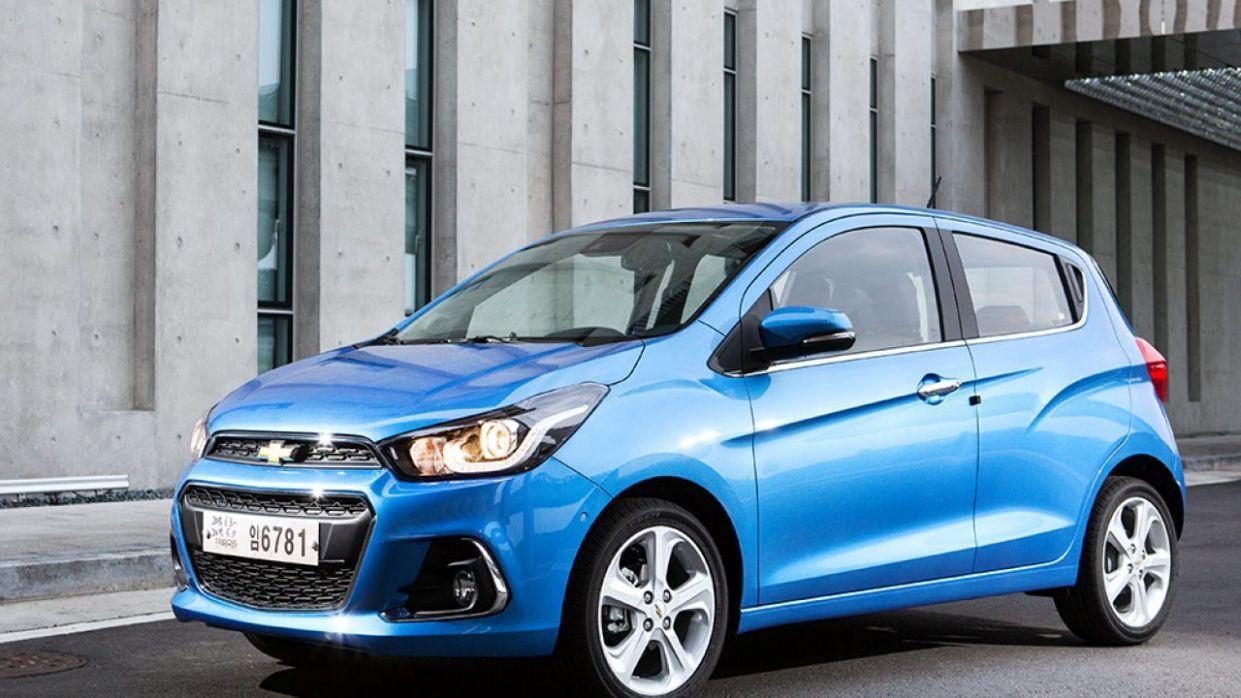 Chevrolet Spark Gt 2021 Precio Price And Release Date en 2020