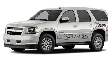 A Chevrolet Tahoe Converted To Run On Cng Offers Everything You Need But Can Lower Your Fuel Bill Up To 50 And Slash Emission Chevrolet Tahoe Chevrolet Tahoe
