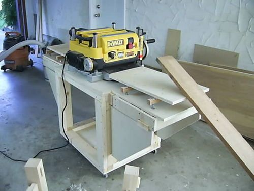 marvelous diy wood thickness planer 14