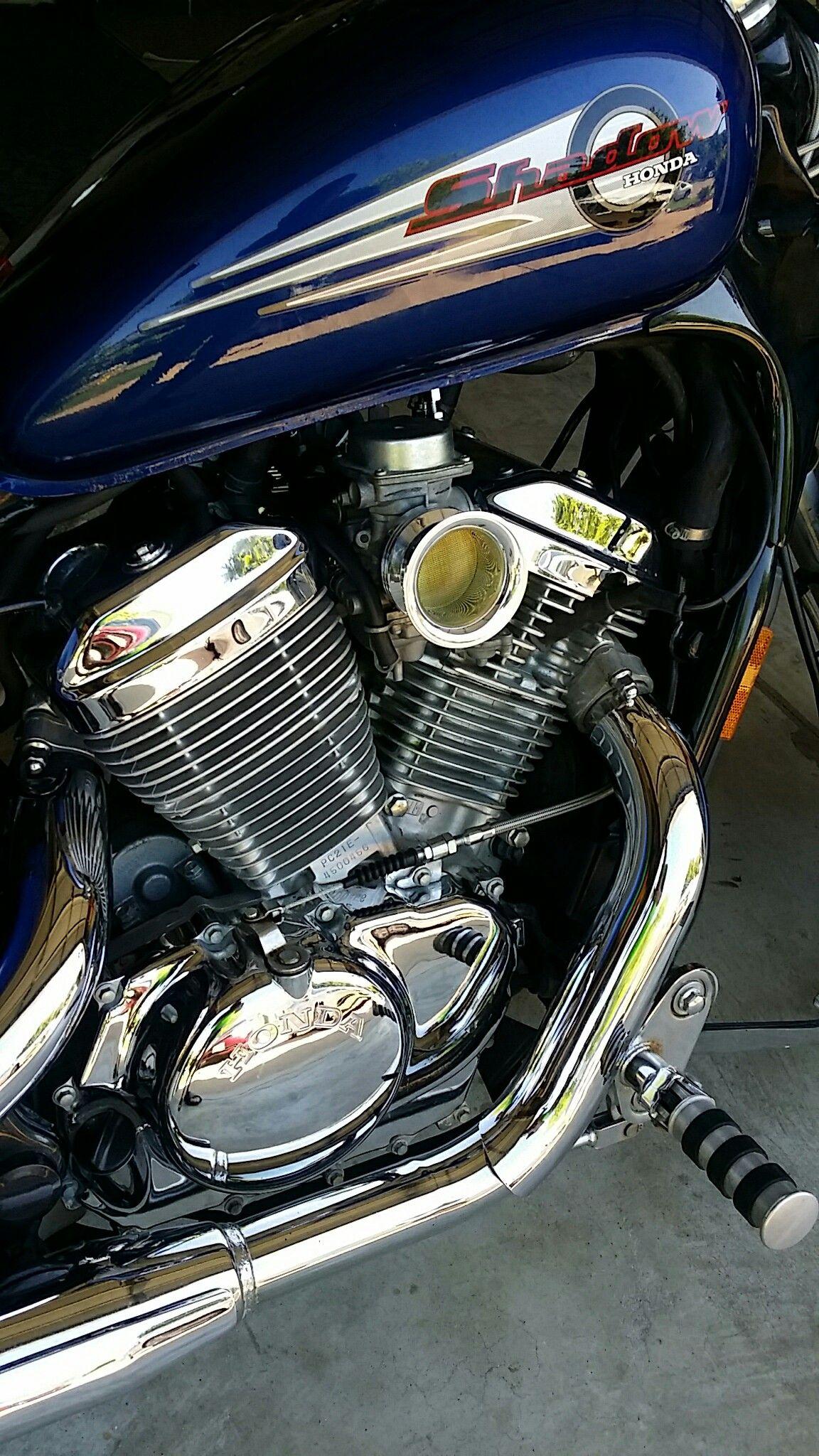Pin By Jamie Sandridge On Vlx 600 Honda Shadow Honda Shadow Bobber Honda Bobber