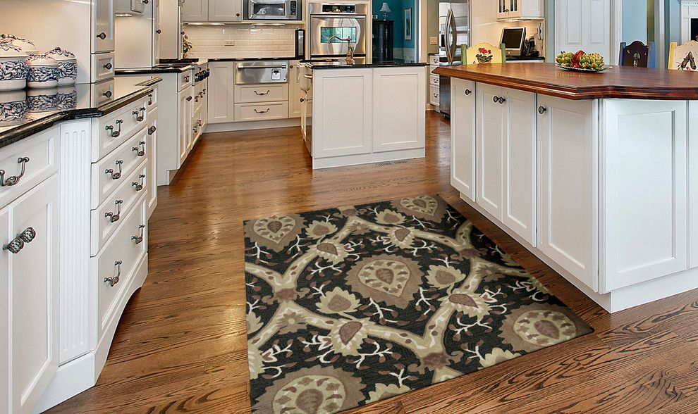 Best Rugs For Kitchen Chairs Cheap 17 Suggestion Area Of Rug Under Table Sink