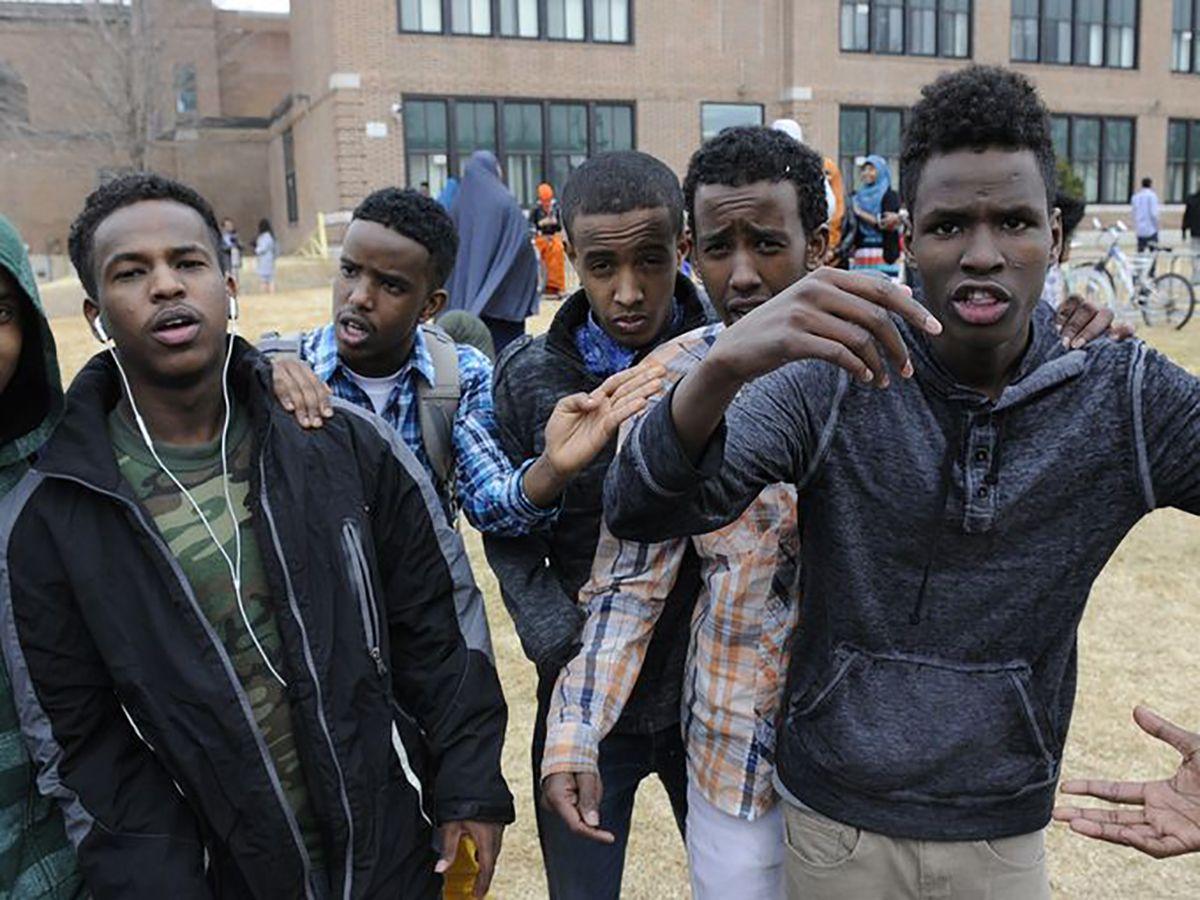 Minneapolis muslims