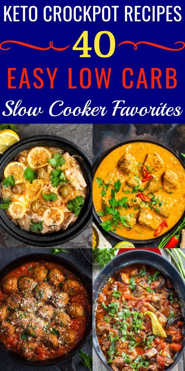 Photo of 40 Keto Crockpot Recipes | Easy Ketogenic Slow Cooker Meals