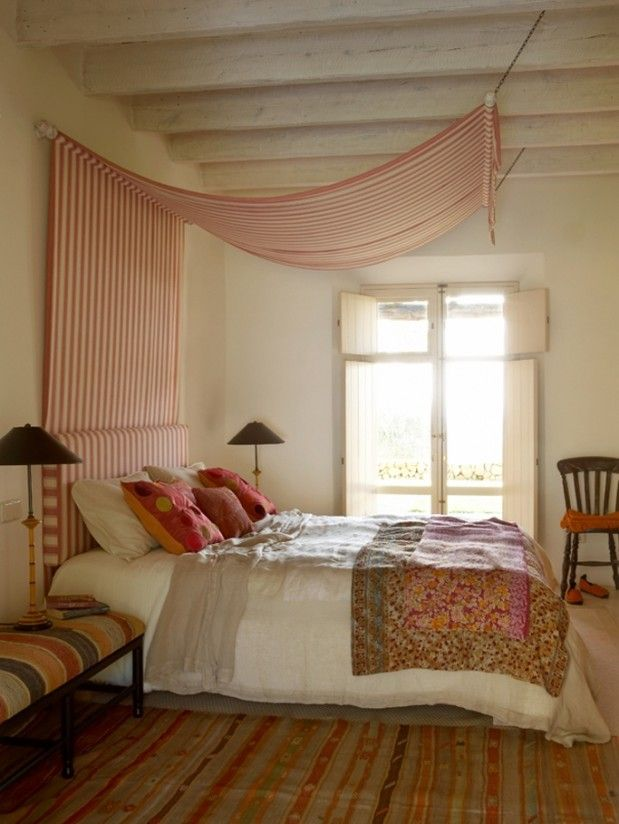 Ceiling Canopy Bedroom: DIY Canopy: Diy Bed Canopy Ideas Natural