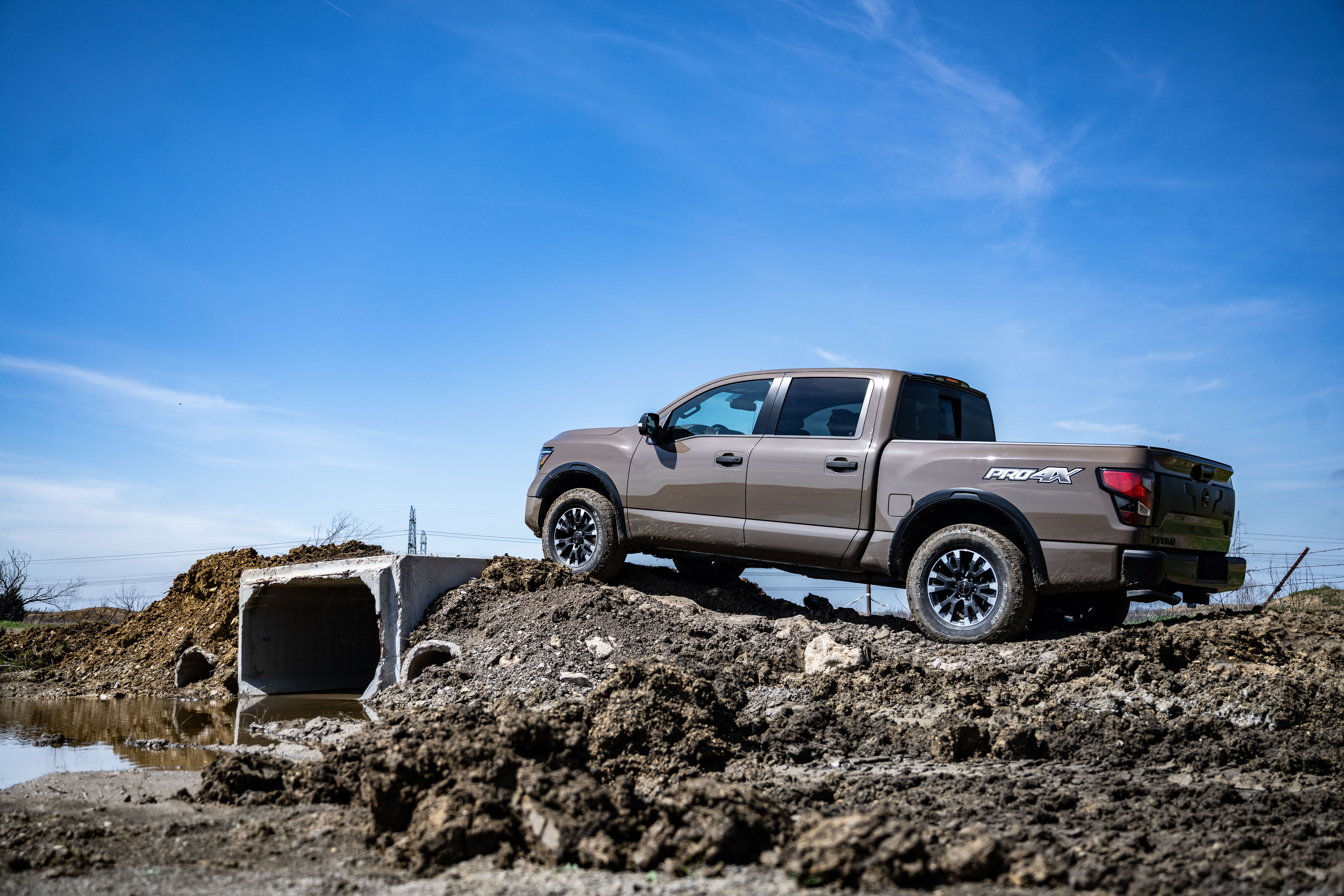 Off Road Updated And Made For Living A Texas Adventure In The 2020 Nissan Titan In 2020 Nissan Titan Nissan Texas Adventure