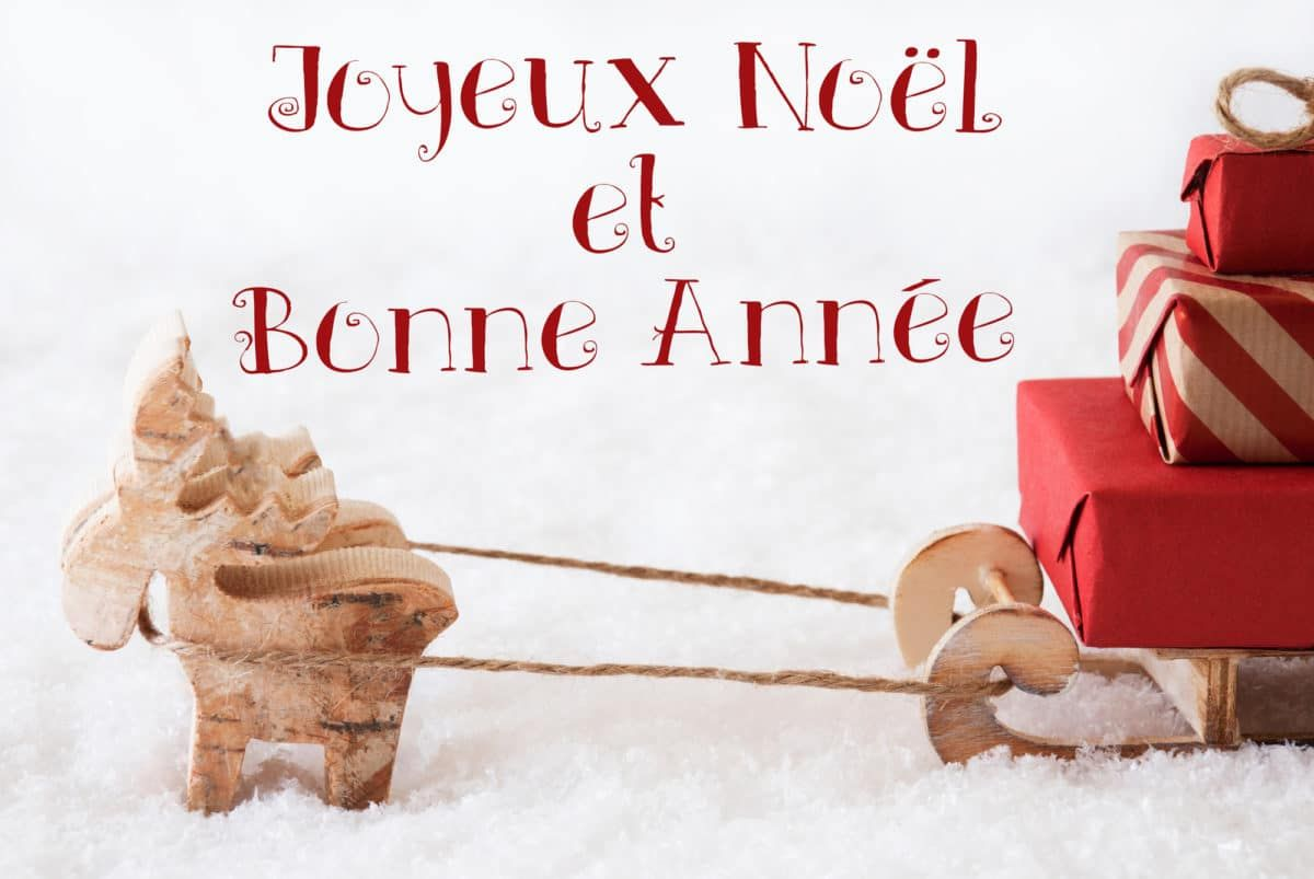 Top 100 French Christmas Vocabulary