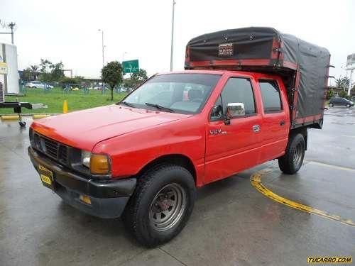 Chevrolet Luv 2 3 Mt 2300cc 4x4 Camioneta Chevrolet Luv