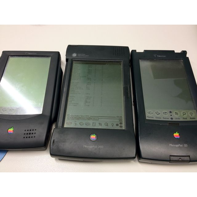 Apple Newton MessagePad 2100 intested as is