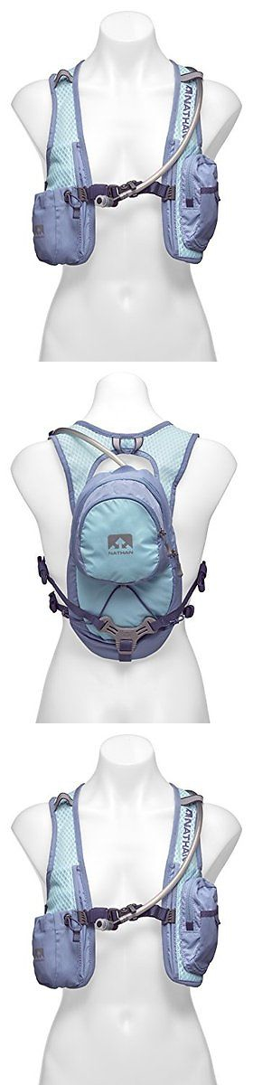 c620b851fc Hydration 158950: Nathan Intensity Hydration Running Vest Backpack With  Bladder Blue Radiance 2 L -> BUY IT NOW ONLY: $131.16 on eBay!